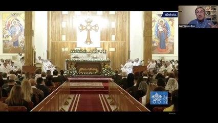 Webinar Aleteia.  Descifrando el Vaticano