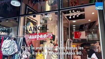 Le stress des supporters de Biarritz et Bayonne avant le 112 e derby