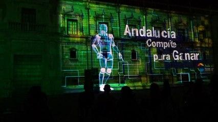 Presentación de la Eurocopa 2020 en Sevilla