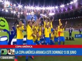 Deportes VTV 11JUN2021 Vespertina | Conoce todos los detalles de la Copa América 2021
