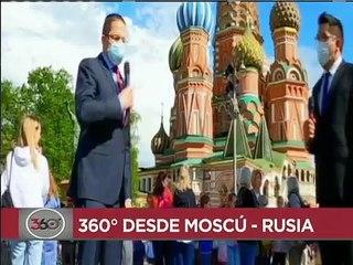 Programa 360 11JUNIO2021 | Alianza estratégica fortalecida entre Venezuela y Rusia