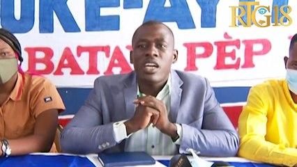 Responsab debloke Ayiti yo prezante bilan mach pasifik pou entegrasyon dyaspora yo te òganize