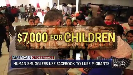 How Smugglers Use Facebook To Prey On Desperate Migrants