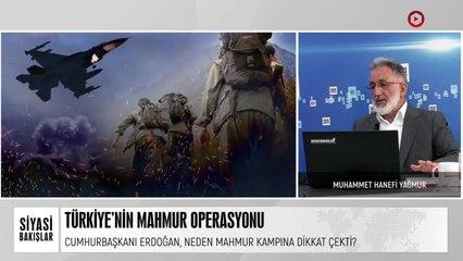 Türkiye'nin Mahmur Operasyonu   Çavuşoğlu'nun Fransa Ziyareti   Biden'ın İlk Yurtdışı Seyahati