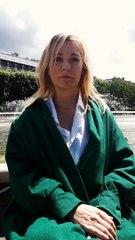 Isabelle Adjani #fetelamour avec AIDES