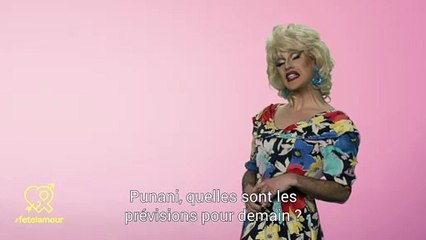 Rose & Punani teaser Météo Dépiste #fetelamour avec AIDES