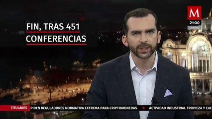 Milenio Noticias, con Alejandro Domínguez, 11 de junio de 2021