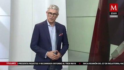Milenio Noticias, con Héctor Zamarrón, 11 de junio de 2021