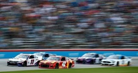 'Nothing to lose tonight:' Scanner Sounds from the All-Star Race