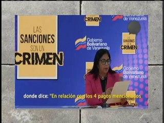 Zurda Konducta 11JUN2021 | Venezuela condenó bloqueo de recursos para adquirir vacunas antiCOVID