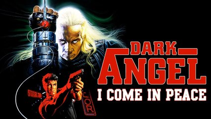 Karanlık Melek - Dark Angel  (1990 - VHS Dublaj Kült Bilim Kurgu)
