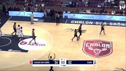 Dijon Highlights vs. Chalon/Saone