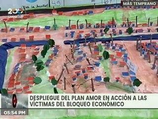 Miranda | Plan Amor en Acción para las víctimas de la guerra económica se despliega en Charallave