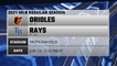 Orioles @ Rays Game Preview for JUN 13 -  1:10 PM ET