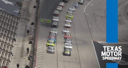 Camping World Trucks take green flag at Texas Motor Speedway