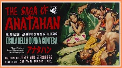 ANATAHAN (1953) Directed by Josef von Sternberg