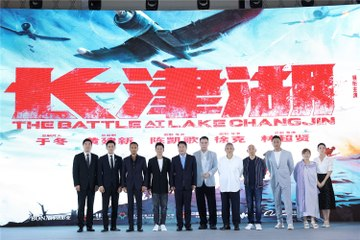 The Battle at Lake Changjin (长津湖) - Making-of VO