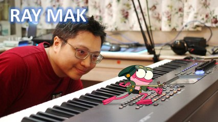 Celica Gray - Welcome to Amphibia Piano by Ray Mak