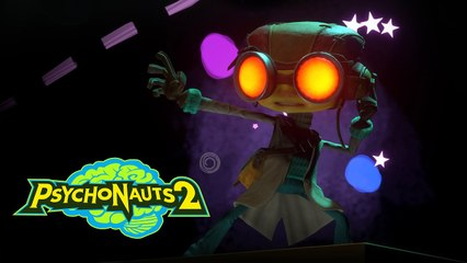 Psychonauts 2 | Official Action Gameplay Trailer (E3 2021)
