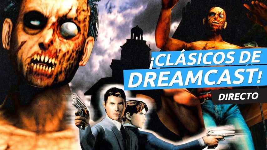 Jugamos a clásicos de Dreamcast!