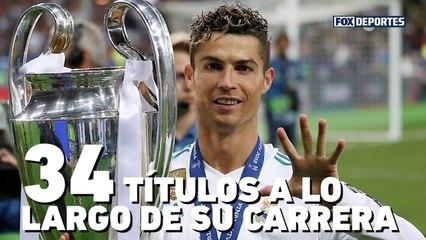 El título más especial en la carrera de Cristiano Ronaldo: Eurocopa