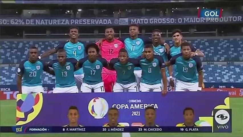 All Goals & highlights - Colombia 1-0 Ecuador - COPA AMERICA 14.06.2021 ᴴᴰ