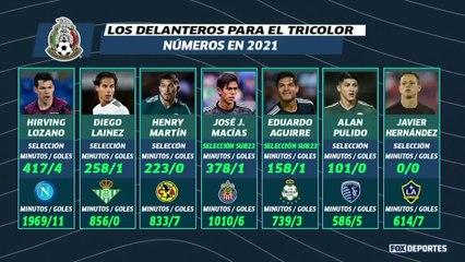 ¿Javier 'Chicharito' Hernández es la solución para la Selección?: LUP