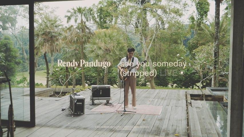 Rendy Pandugo - see you someday (stripped)