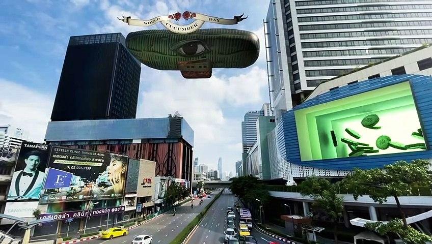 (Thailand) Hendrick's World Cucumber Day 2021