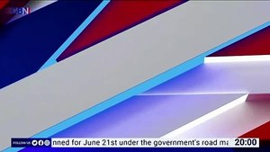 New right -leaning channel GB News launches in UK