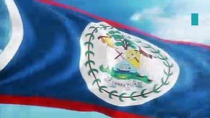 Amérique du Nord et Amérique centrale : les drapeaux des pays
