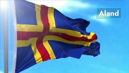Les pays d'Europe et leur drapeau