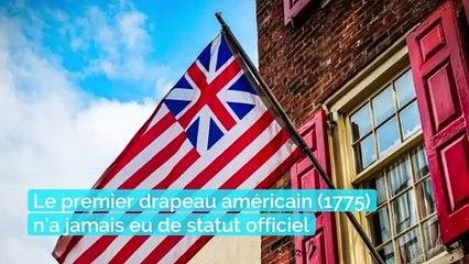 États-Unis : l'histoire du drapeau américain