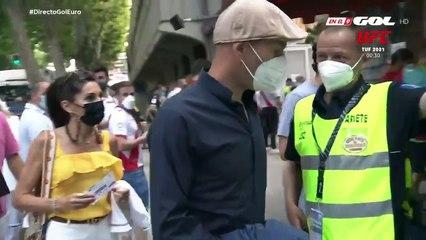 Zinedine Zidane s'embrouille avec un journaliste espagnol