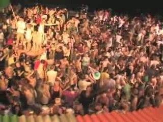 Full Moon Party Feb. 24, 2008 Koh Phangan, Thailand
