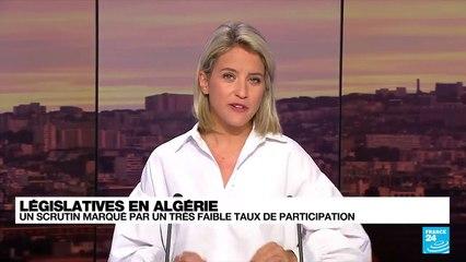 France 24 répond au retrait de ses accréditations par l'Algérie