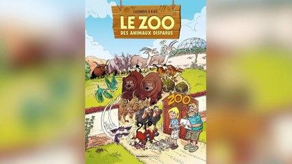 """Actus : """"le zoo des animaux disparus"""", tome 2  ! - 14 Juin 2021"""