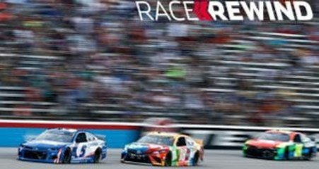 Race Rewind: Late-race restart decides $1 million payday