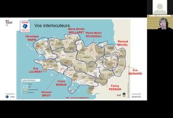 Parcours élu·e·s sur la transition écologique : Territoires durables Jacqueline Roisil