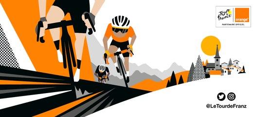 Les coulisses techniques du Tour de France par Orange