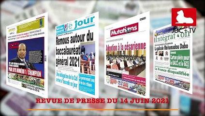 REVUE DE PRESSE CAMEROUNAISE DU 14 JUIN 2021