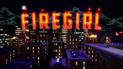 Firegirl | Reveal Trailer (E3 2021)