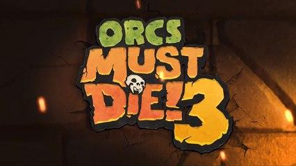 Orcs Must Die! 3 | Announce Trailer (E3 2021)