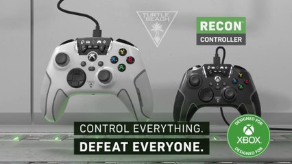 Turtle Beach Recon Wired Game Controller Announce Trailer (Xbox Series X|S, Xbox One)