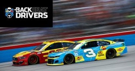 Backseat Drivers: Pearn calls drivers speeding in pit crew challenge 'payback'