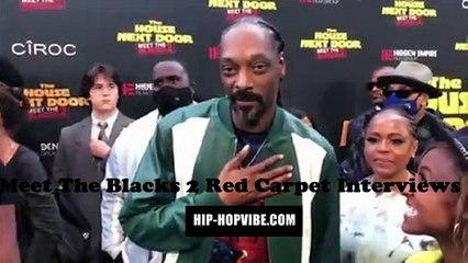 "HHV Exclusive: ""Meet The Blacks 2"" red carpet interviews"