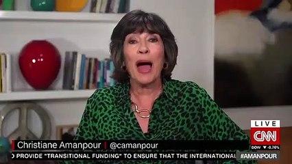 La journaliste star de CNN, Christiane Amanpour, annonce à l'antenne être touchée d'un cancer des ovaires et entamer pour quelques mois une chimiothérapie