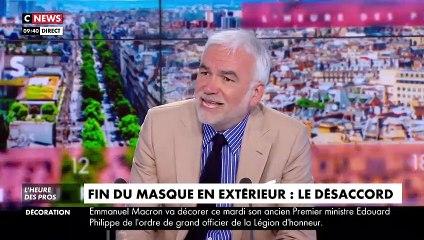 """Pour Franz-Olivier Giesbert, le ministre de la Santé Olivier Véran """"est un guignol depuis le début dans la gestion de la crise du Covid"""" - VIDEO"""