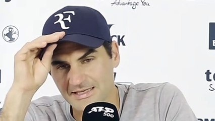 """ATP - Halle 2021 - Roger Federer : """"Two years without a lawn, I missed it"""""""