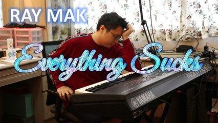 vaultboy - everything sucks Piano by Ray Mak